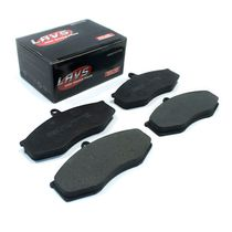 Disc Brake Pads LV1601ZL - brake pads for ZIL cars
