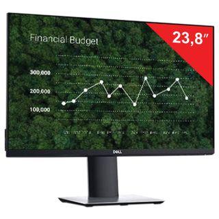 "DELL / Monitor P2419HC 23.8 ""(60 cm), 1920x1080, 16: 9, IPS, 5 ms, 250 cd, HDMI, DP, USB, HAS Pivot, black"