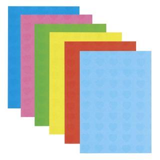 Cardboard A4 colored COATED (glossy),