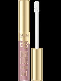 Lip gloss No. 359 series bb magic gloss, Eveline, 9 ml