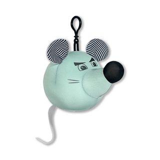 "Anti-stress toy ""Mouse Chris"" brown(2)"