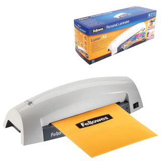 Laminator FELLOWES LUNAR, format A3, film thickness 1 side 75-80 microns, speed 30 cm / min