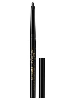 Automatic pencil for eyes (black) series mega max kajal, Eveline