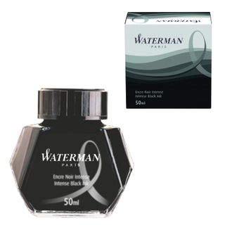 Ink WATERMAN (France), 50 ml, S0110710, black