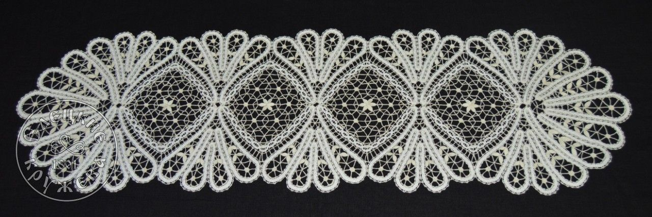 Elets lace / Lacy table track С698