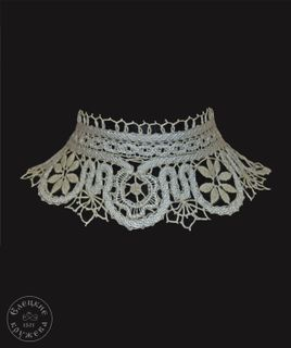 Jewelry-choker lace С382