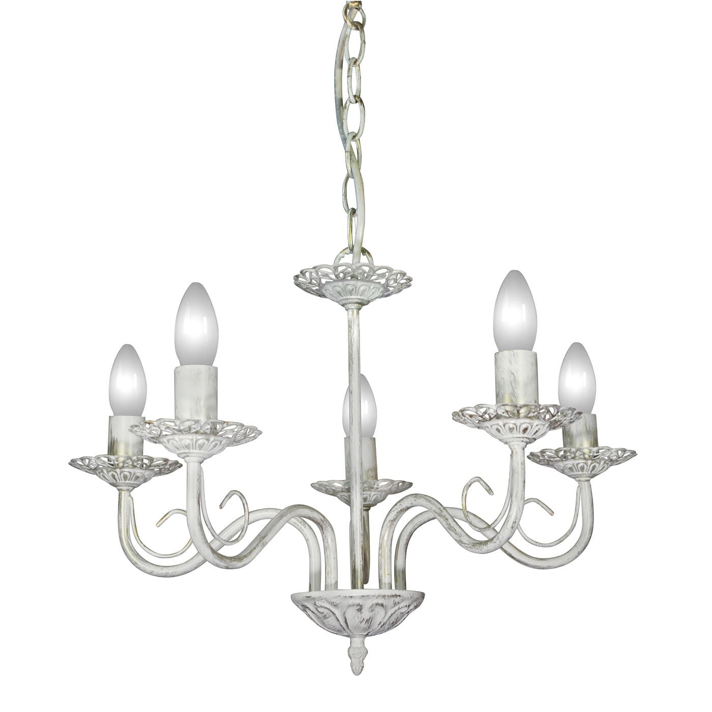 PETRASVET / Pendant chandelier S1158-5, 5xE14 max. 60W