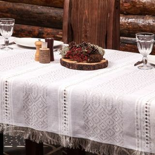 """Tablecloth """"Bright holiday"""""""
