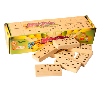 Domino classic, 28 elements, Pelsi