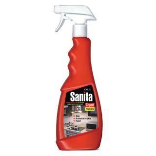 "Means for the kitchen SANITA (Sanita) ""Spray 1 minute"" spray 500 g"