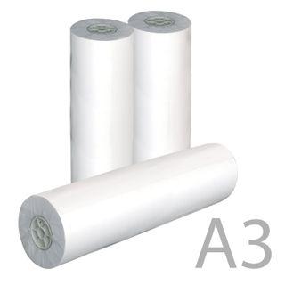 Roll for plotter, 297 mm x 175 m x bushing 76 mm, 80 g/m2 CIE whiteness 162%, diameter 170 mm, STARLESS