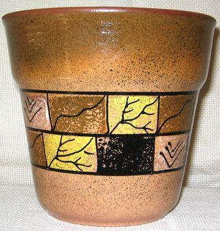 Ceramic pots 3 l