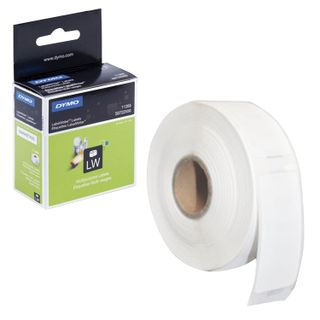 DYMO Label Writer cartridge for label printers, label 51x19 mm, roll, 500 pcs / roll, removable, white