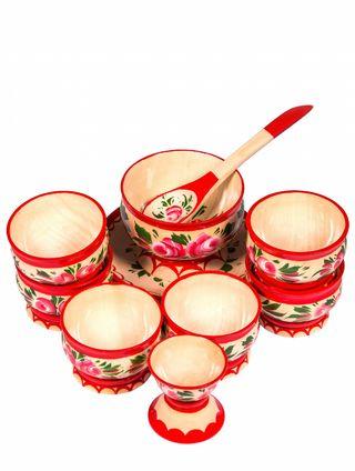 Set of dishes for dolls Polyanka