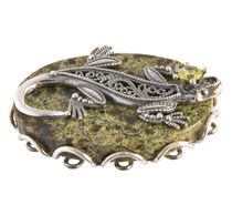 Brooch 10044 'Lizard'