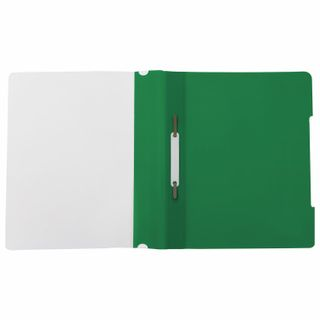 Folder, plastic, DURABLE (Germany), A4, 150/180 µm, green