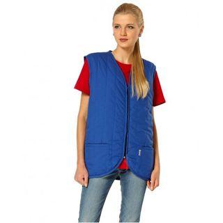 Comfort vest quilted