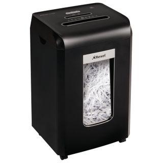Shredder (shredder) REXEL PROMAX RSS1838 (USA), 3-5 people, 2 level of secrecy, strips 6 mm, 18 sheets, 38 l