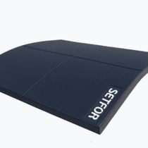 Rubber plate with fastener-fastener SETFOR-SPORT 1000x1000 mm for professional, amateur and children's sports