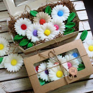 Set of handmade soap Chamomile