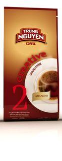 Ground coffee Creative 2, 250 gr
