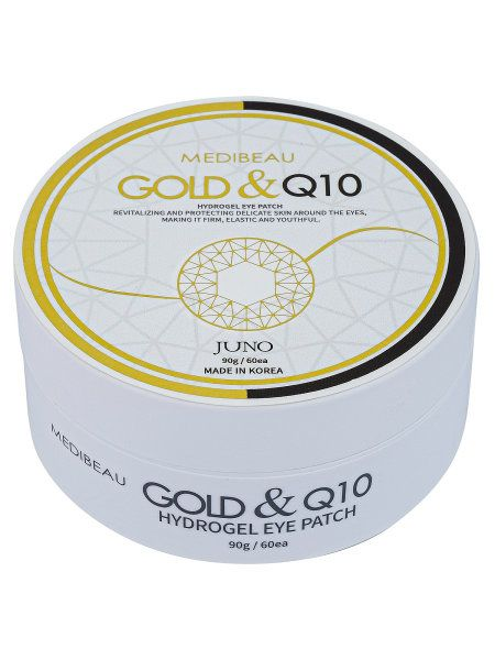 Hydrogel patches for the age of Gold and Q10 90g 60pcs