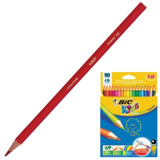Colored pencils BIC