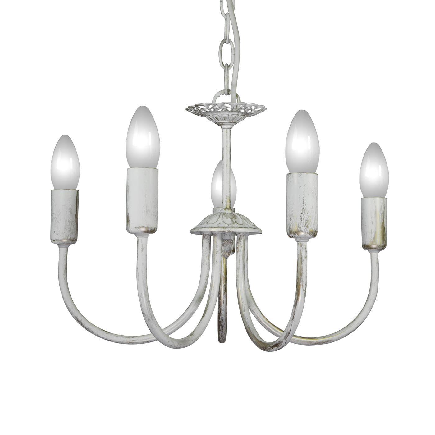PETRASVET / Pendant chandelier S1169-5, 5xE14 max. 60W