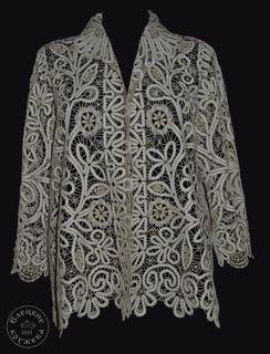 Jacket women's lace С654