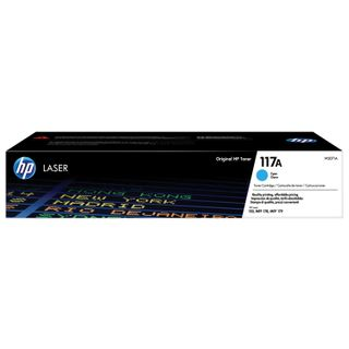 HP Color Laser 150a / nw / 178nw / fnw Cyan Toner Cartridge (W2071A), Yield 700 Pages Original