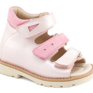 "Orthopedic and prophylactic sandals ""MEGA Orthopedic"" with open toe"