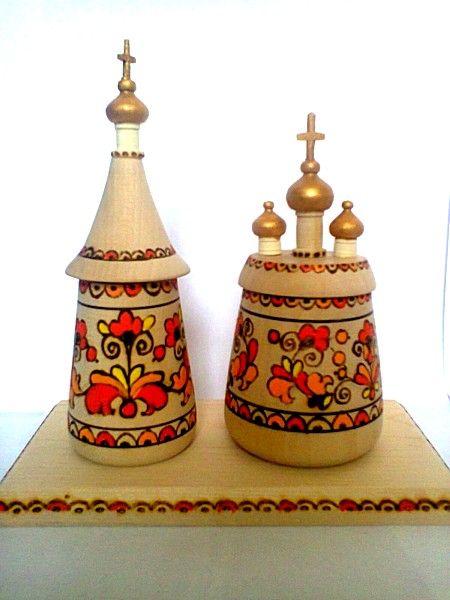 """Tver souvenirs / Casket """"Chasovenki"""""""