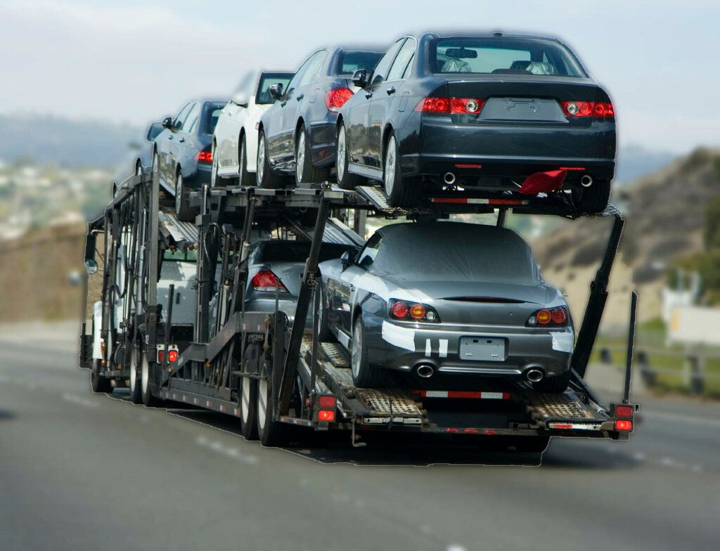 New and used cars - import to the Caucasus region buy at Global Rus Trade