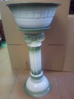 "Vase outdoor ""Column"" small"