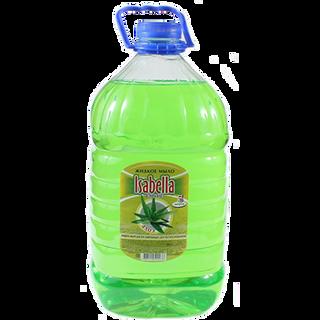Liquid soap ISABELLA CLASSIC ALOE 5l