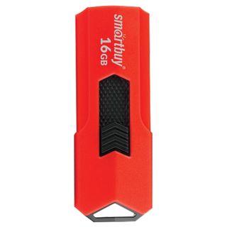 SMARTBUY / Flash Drive 16 GB Stream USB 3.0, Red