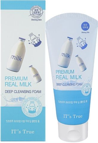 Cleansing foam cleansing Milk, IT'S TRUE, 150ml