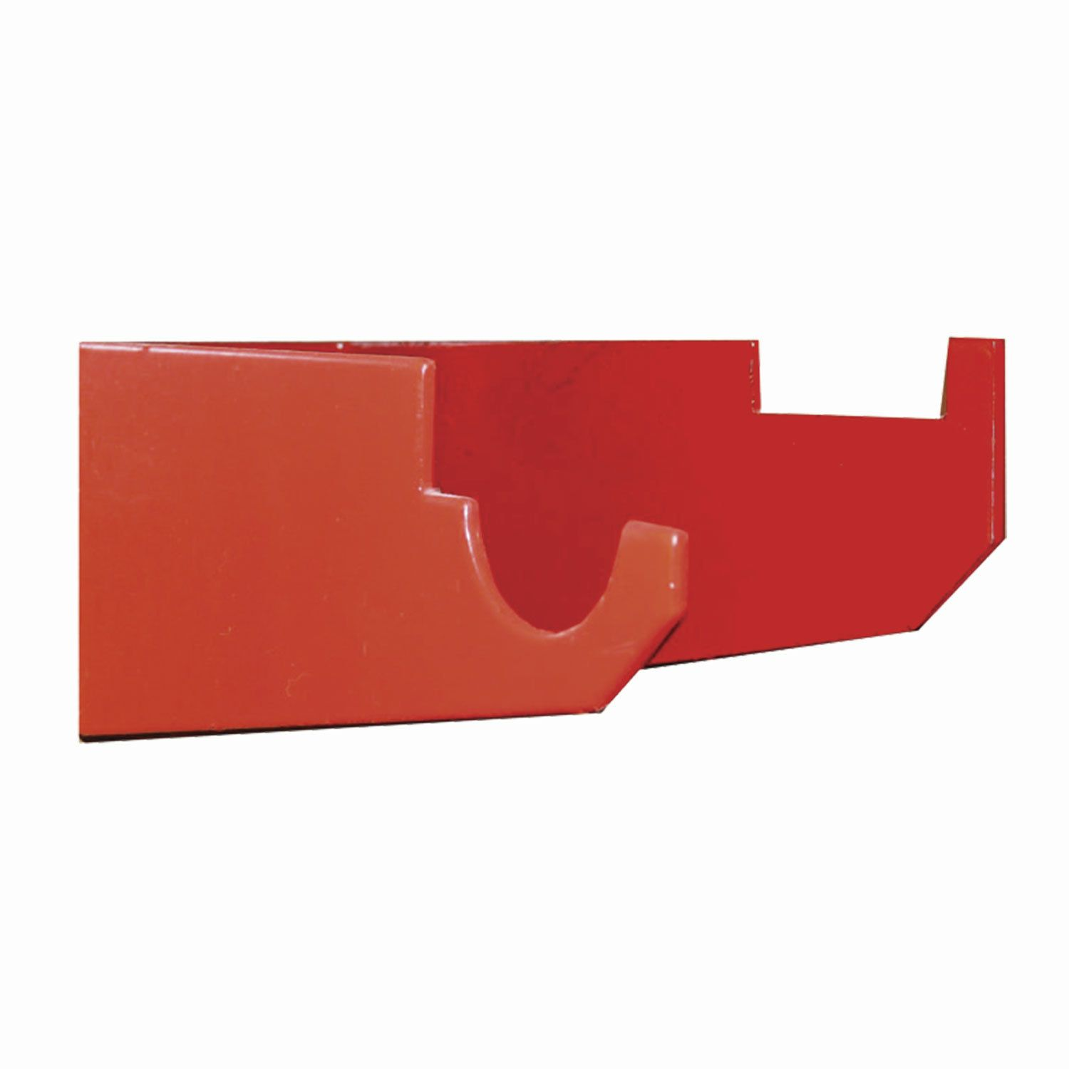 MIG / Wall bracket for portable dry powder fire extinguishers