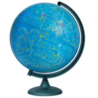 The celestial globe with a diameter of 320 mm