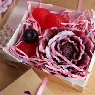 Handmade mini soap set Gentle sweetness