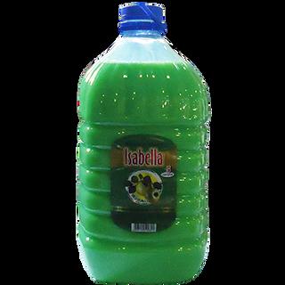 Liquid soap ISABELLA. Apple 5l