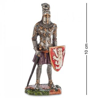 "Figurine cast ""Knight"""