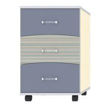 "Cabinet with drawers vykatnaya ""Junior"" for the children's room"