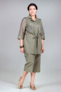 Blouson women's casual clasp