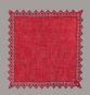 Decorative linen napkin - view 2