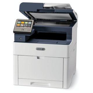 MFP laser COLOR XEROX WorkCentre 6515DN (printer, scanner, copier, fax), A4, 28 ppm, 50,000 pages / month, DUPLEX, DAPD, s / k