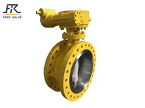Double eccentric Buterfly Valves,Double offset Buterfly Valves,High performance Butterfly Valve
