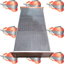 Intercooler - heat exchanger for radiator coolers