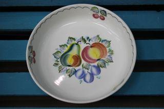 The don faience dish 1 grade