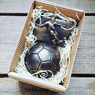 """Men's gift set """"FOOTBALL PLAYER"""""""